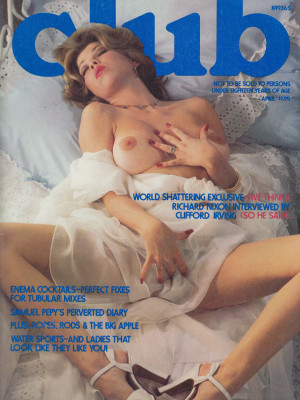 Club Magazine - April 1977