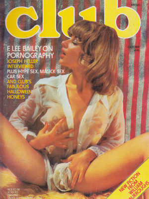 Club Magazine - October 1977