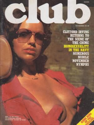 Club Magazine - November 1977