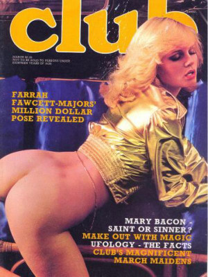 Club Magazine - March 1978