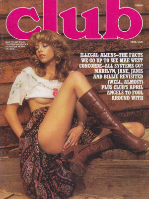Club Magazine - April 1978