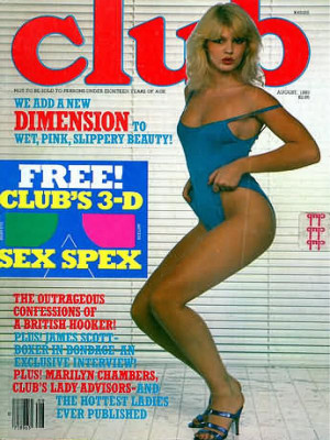 Club Magazine - August 1980