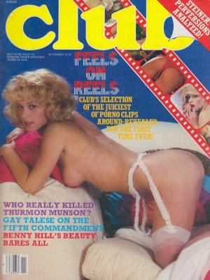 Club Magazine - November 1980