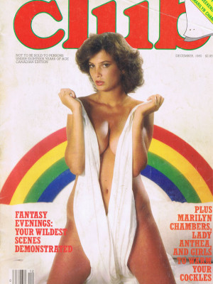 Club Magazine - December 1980