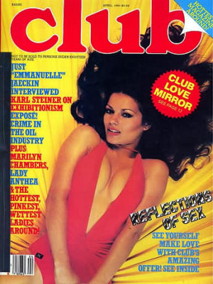 Club Magazine - April 1981