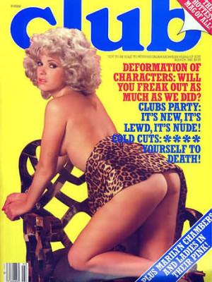 Club Magazine - March 1982