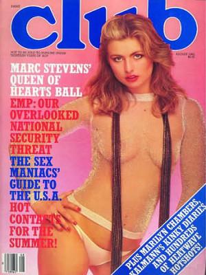 Club Magazine - August 1982