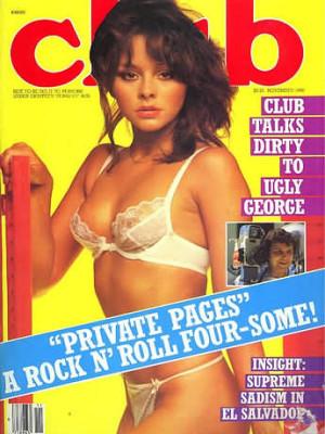Club Magazine - November 1982