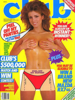 Club Magazine - May 1983