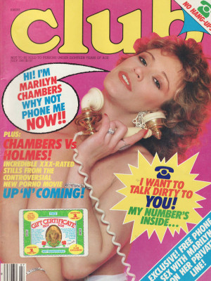 Club Magazine - July 1983