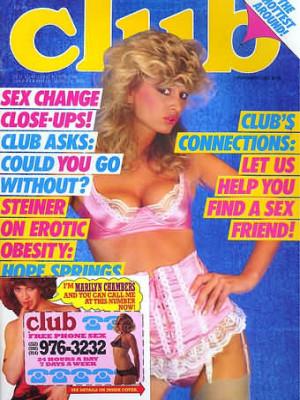 Club Magazine - November 1983