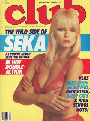 Club Magazine - December 1983