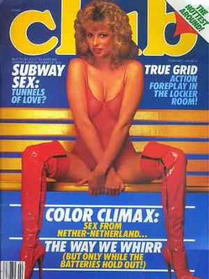 Club Magazine - February 1984