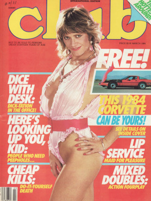 Club Magazine - March 1984