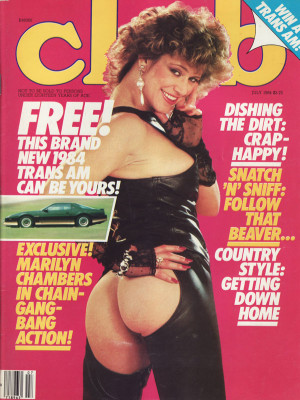 Club Magazine - July 1984