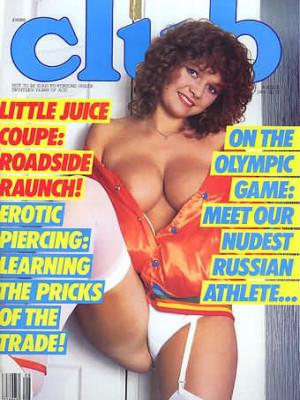 Club Magazine - August 1984