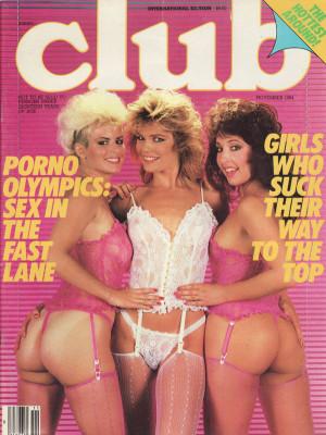 Club Magazine - November 1984