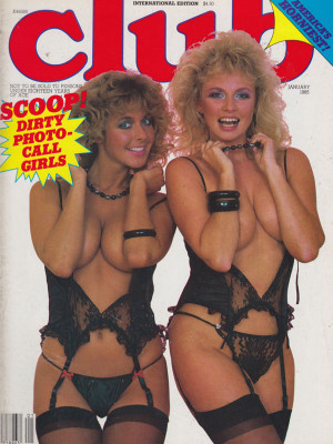 Club Magazine - January 1985