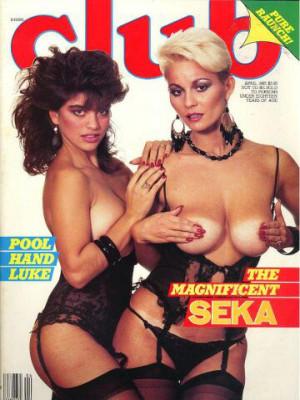 Club Magazine - April 1985