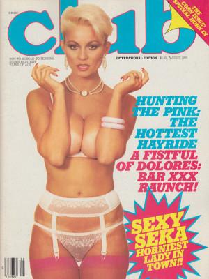 Club Magazine - August 1985