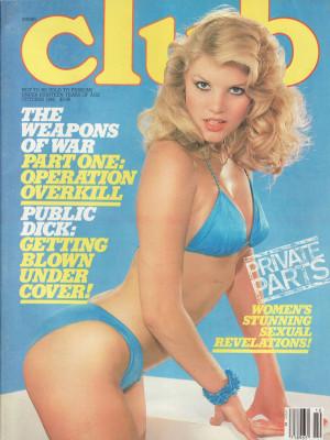 Club Magazine - October 1985