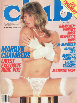 Club Magazine - April 1986