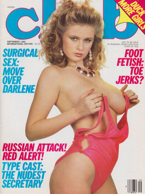 Club Magazine - September 1986