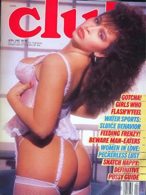 Club Magazine - April 1987