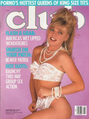 Club Magazine - February 1989