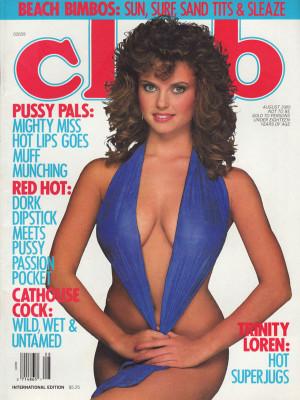 Club Magazine - August 1989
