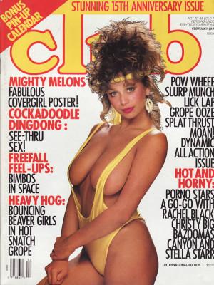 Club Magazine - February 1990