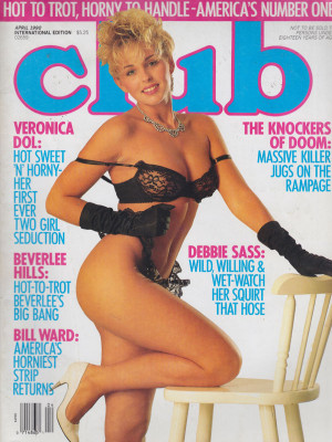 Club Magazine - April 1990