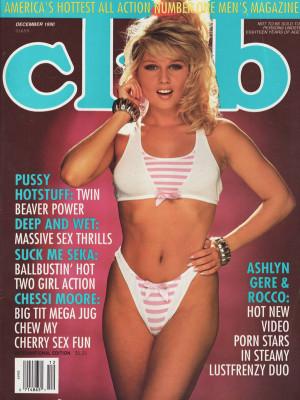 Club Magazine - December 1990