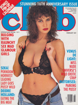 Club Magazine - February 1991