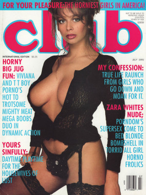 Club Magazine - July 1991