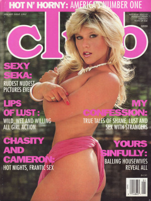 Club Magazine - January 1992