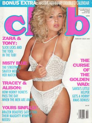 Club Magazine - February 1992