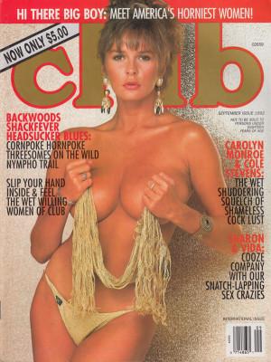 Club Magazine - September 1992