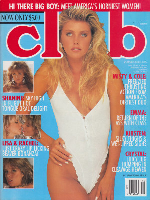 Club Magazine - October 1992
