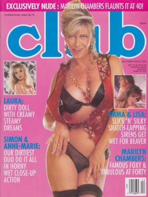 Club Magazine - December 1992