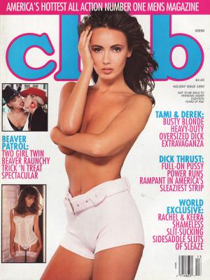 Club Magazine - Holiday 1992