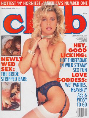 Club Magazine - February 1993