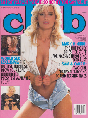 Club Magazine - April 1993