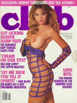 Club Magazine - October 1993