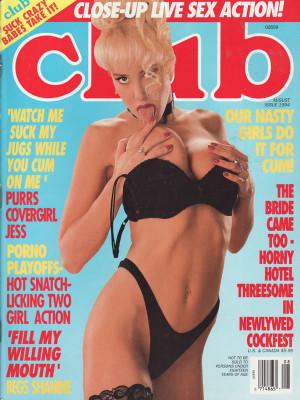 Club Magazine - August 1994