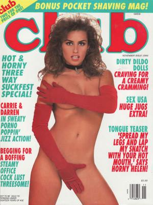 Club Magazine - November 1994