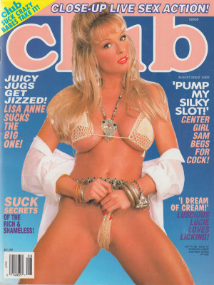 Club Magazine - August 1995