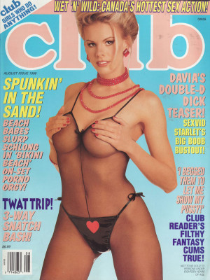 Club Magazine - August 1996