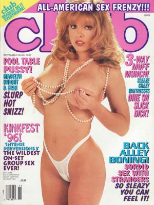 Club Magazine - November 1996