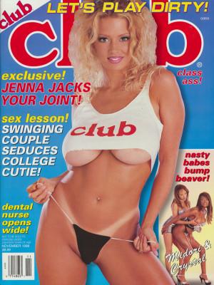 Club Magazine - November 1998